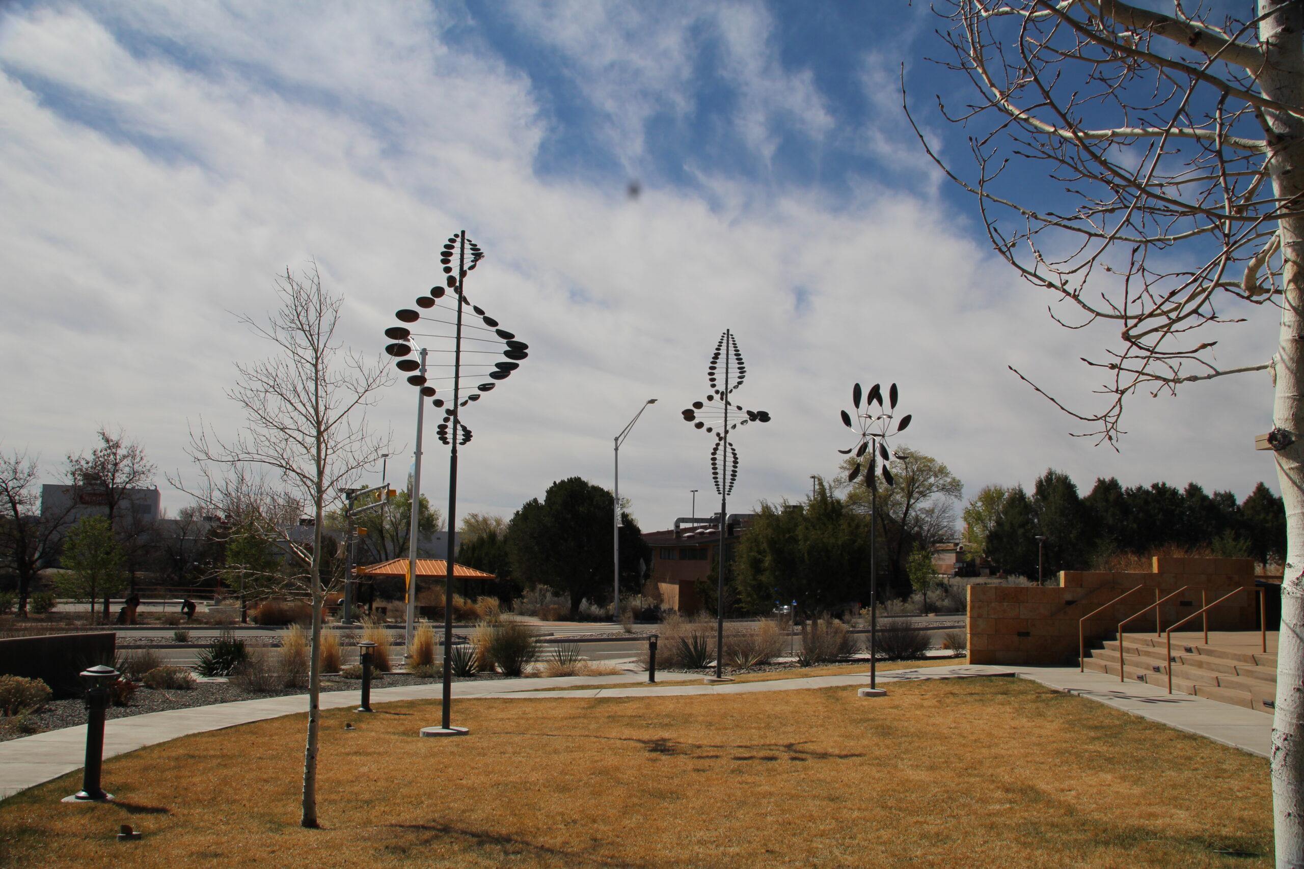 WIndSculptures in Utah