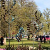 WindSculptures op de Keukenhof